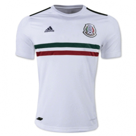 newest c4110 a61fe 2018 Adidas Mexico Away World Cup Jersey NWT